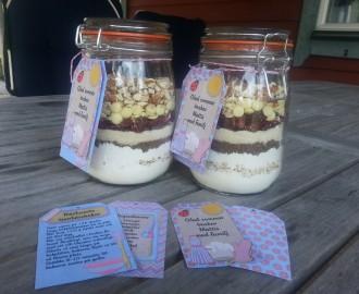 Cookies in a Jar - Teachers gift